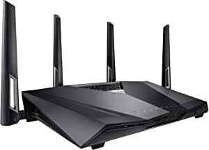 Asus Modem Router Combo - All-in-One DOCSIS 3.0 32x8 Cable Modem + Dual-Band Wireless AC2600 WIFI Gigabit Router – Certified by Comcast Xfinity, Spectrum, Time Warner Cable, Charter, and Cox