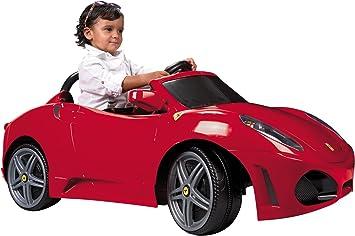 Original Ferrari avertissement dans la poche