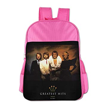 3588d7173289 Amazon.com | ABBA Gold Greatest Hits Kids Backpack Fashion ...