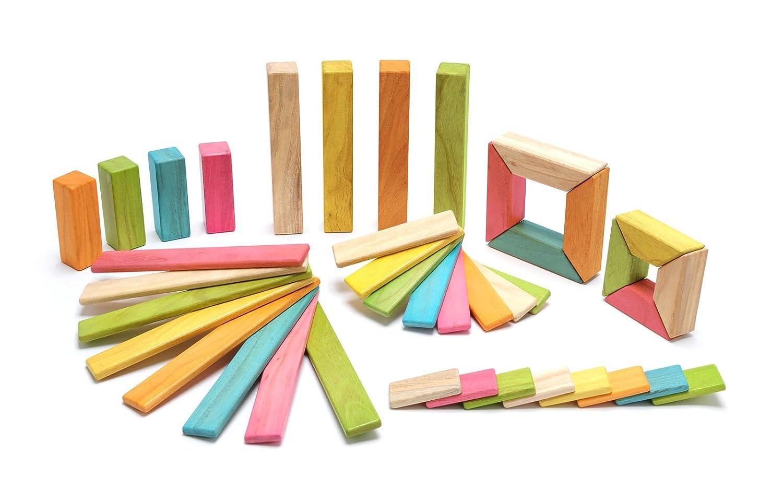 Tegu P-11-025-SJG Magnetic Wooden Blocks, mehrfarbig Tegu (DE) - Catalog Listing