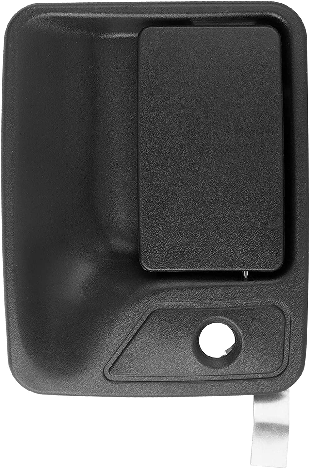 NPAUTO Exterior Door Handle Front Left Driver Side LH Replacement for 1999-2016 F250 F350 F450 F550 Super Duty 2000-2005 Ford Excursion 00-13 Ford F750 79306 00-15 Ford F650
