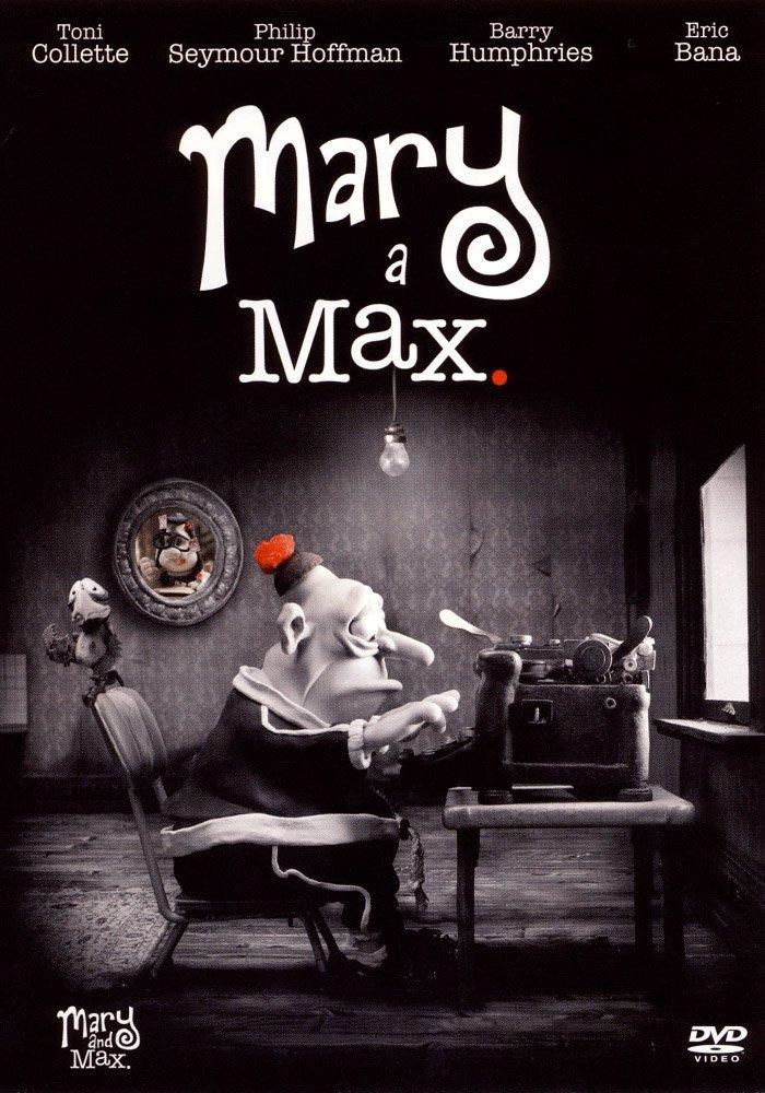 Mary A Max Dvd Mary And Max Version Checa Amazon Es Cine Y Series Tv