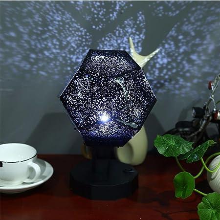 BIUAUE Star Cielo proyector 220 V luz Estrellada sueño Relajante ...
