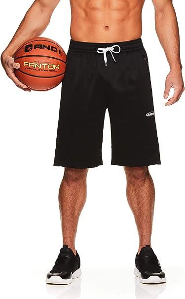 Amazon.com: AND1 - Pantalones cortos de baloncesto para ...