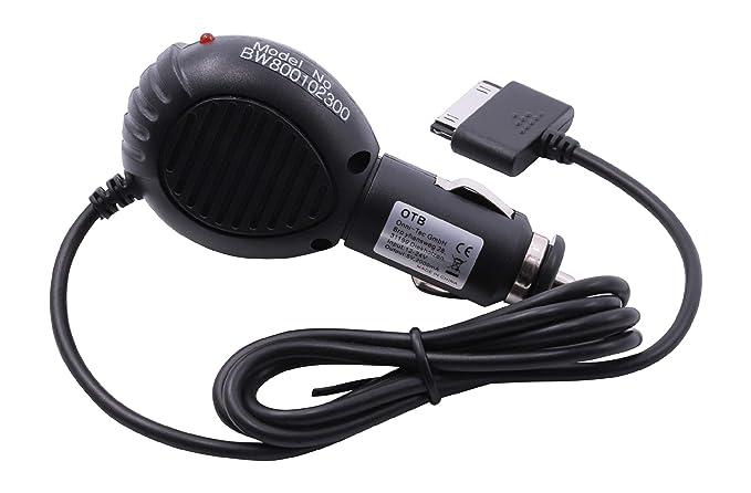 vhbw Cargador para Coche, conexión mechero, 12V, para Equipos Samsung Galaxy Tab, P1000, Tab 2 GT-P5110, GT-P5100, Galaxy Note 10.1 GT-N8000, GT-P3113