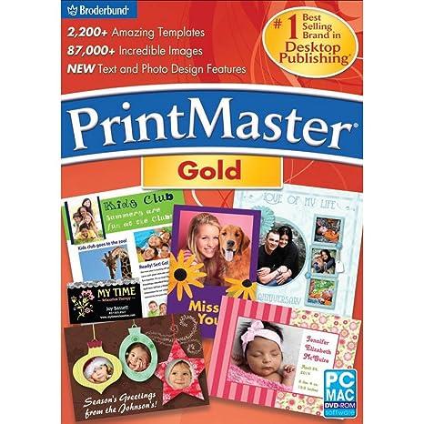Printmaster for mac free download