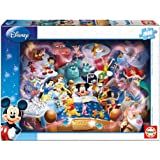 Educa 15190 - Mickey's Dream - 1000 pieces - Disney Family Puzzle