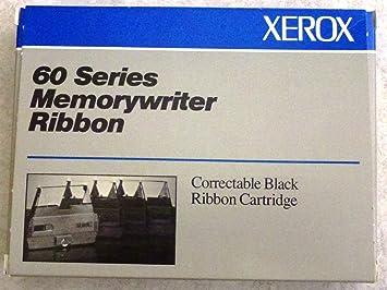 Xerox memorywriter 6010, 6015, 6020, 6030 y otros máquina de escribir: Amazon.es: Electrónica