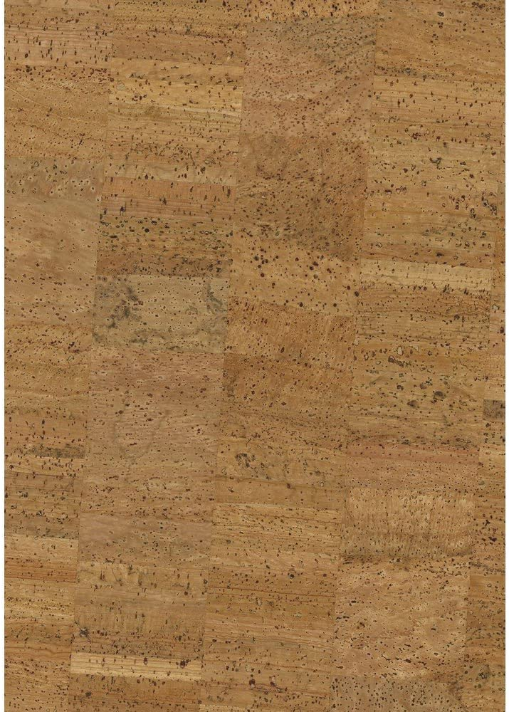 45 X 30 Cm 4-Piece Natural Rayher Nature Cork Fabric Roll 0.8 Mm