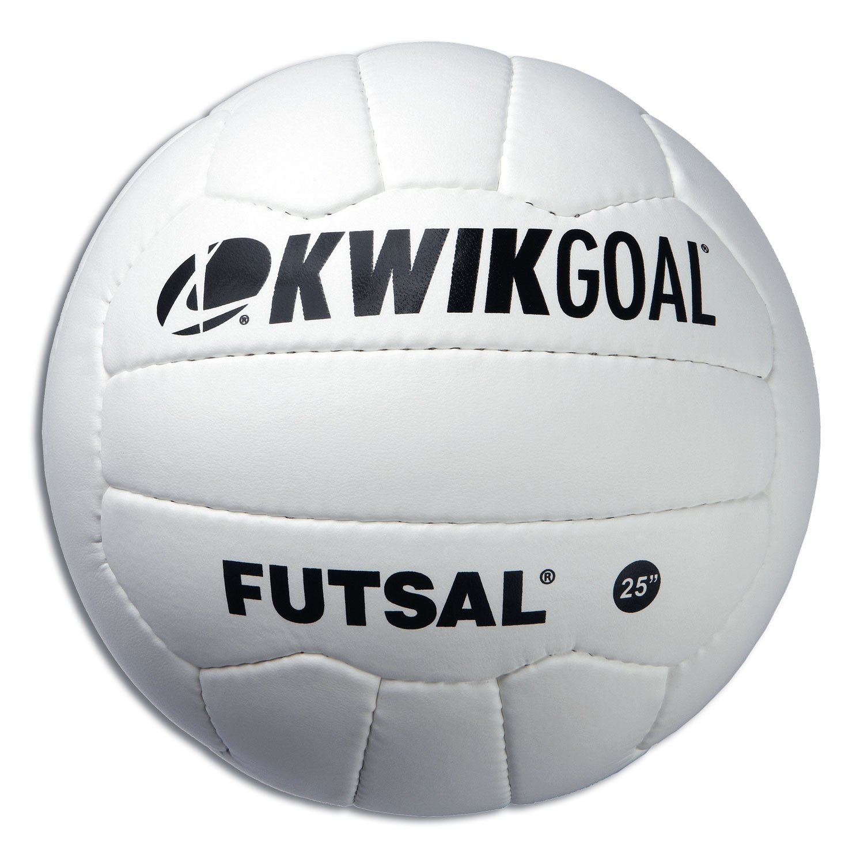 Kwik Goal MCCALL s Patterns Balón de fútbol Sala, Blanco: Amazon ...