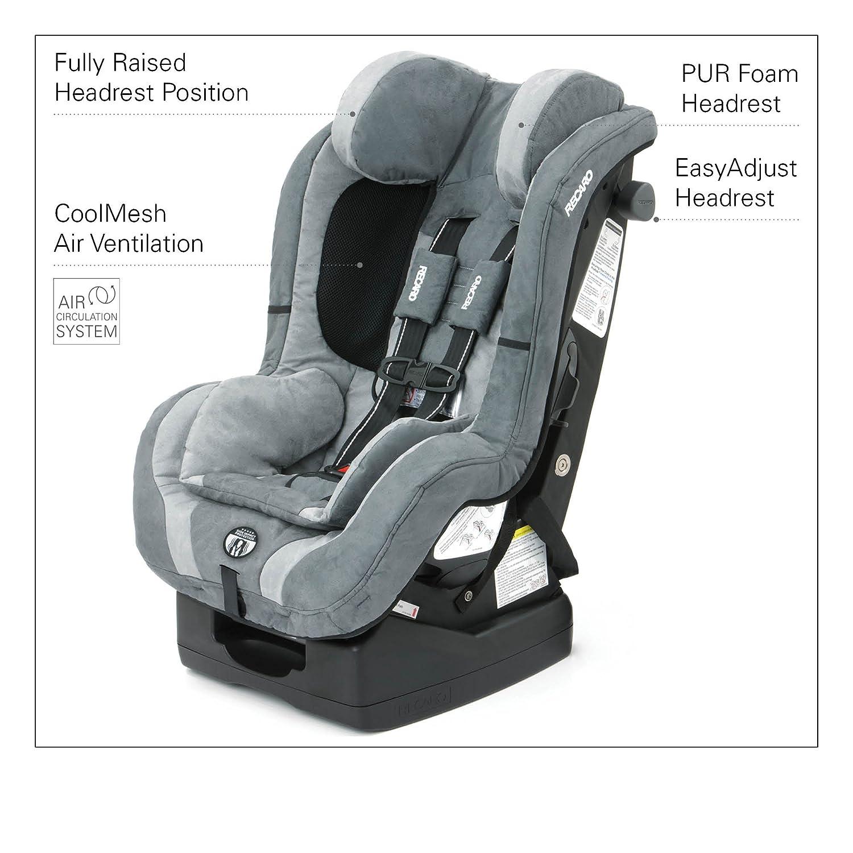 Miraculous Recaro Proride Convertible Car Seat Aspen Theyellowbook Wood Chair Design Ideas Theyellowbookinfo