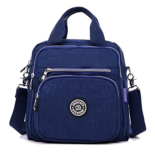 MeCooler Bolso Bandolera Impermeable Moda Bolsos Mujer Casual Mochilas Escolares Ligero Bolsas de Viaje Bolsos Escuela Sport Bag para Tablet