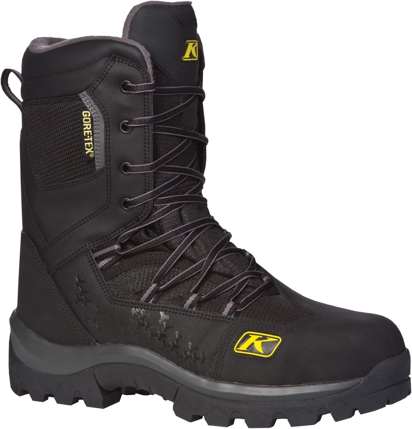 Klim Adrenaline GTX Boot Size 5 Black