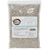 ホワイトチアシード CHIA SEEDS 1kg (国内選別・充填)