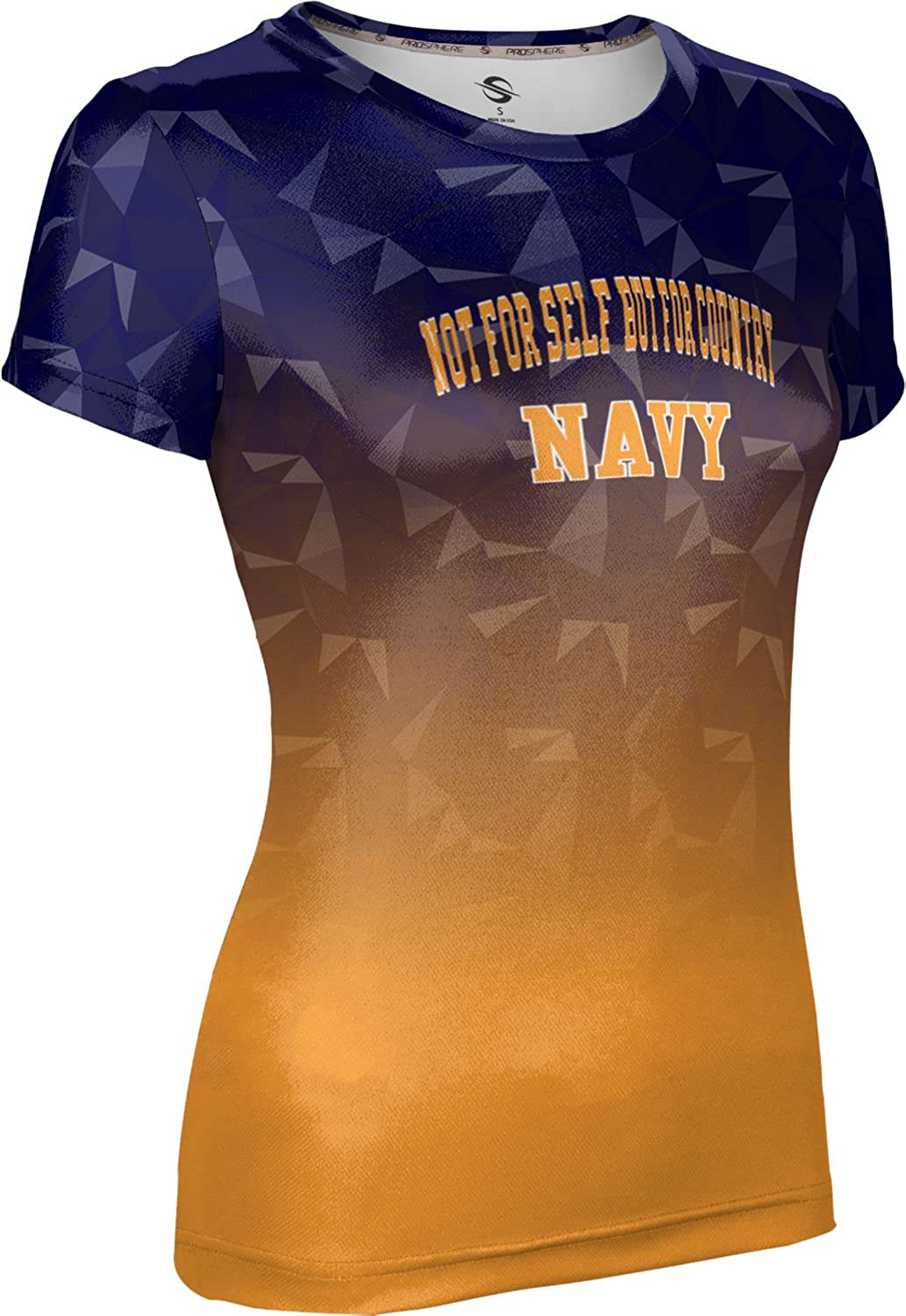 ProSphere Women's NOT FOR SELF BUT FOR COUNTRY Military Maya Tech Tee