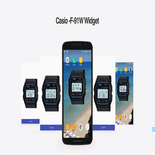 Casio F-91W: Amazon.es: Appstore para Android