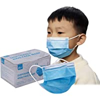 Feelgood 3 Ply Kids Disposable Face Masks of 50 Pack
