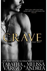 Crave (Blood & Breed Book 1) Kindle Edition