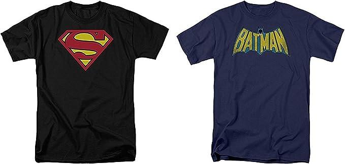 Camiseta para Hombre DC Comics Batman Lines