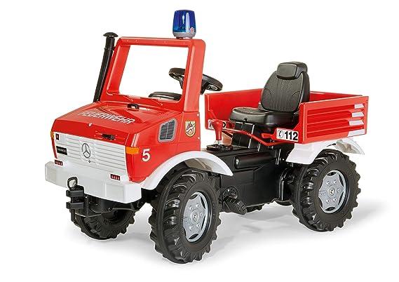 Rolly Toys Unimog Feuerwehr - Rolly Unimog Feuerwehr