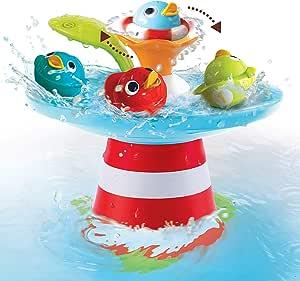 Yookidoo Magical Duck Race Bath Toy