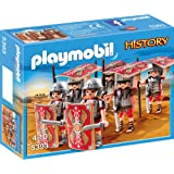 Playmobil - 5393 - Jeu - Bataillon Romain