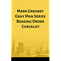 Mark Greaney Gray Man Series Reading Order Checklist (English Edition)