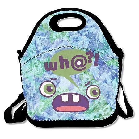 Semanal Emoji caja de bolsa para el almuerzo Tote Bag ...