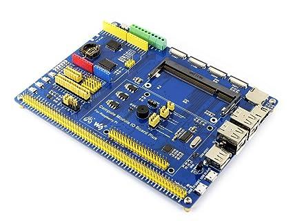 Pleasant Amazon Com Waveshare Compute Module Io Board Plus Development Wiring 101 Swasaxxcnl