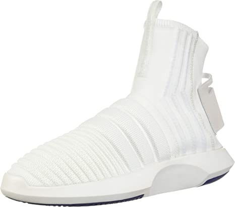 adidas Crazy 1 ADV SOCK PK Running WhiteRunning WhiteReal