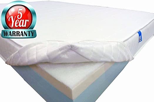 Coolmax Mattress Cover zipped & washable QUILTED KING SIZE
