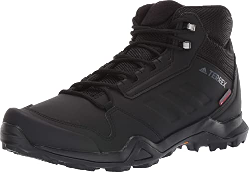 adidas outdoor Men's Terrex Ax3 Beta Mid Cw Hiking Boot
