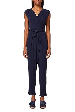 572c3d4265284a ESPRIT Collection Damen Jumpsuits: Amazon.de: Bekleidung