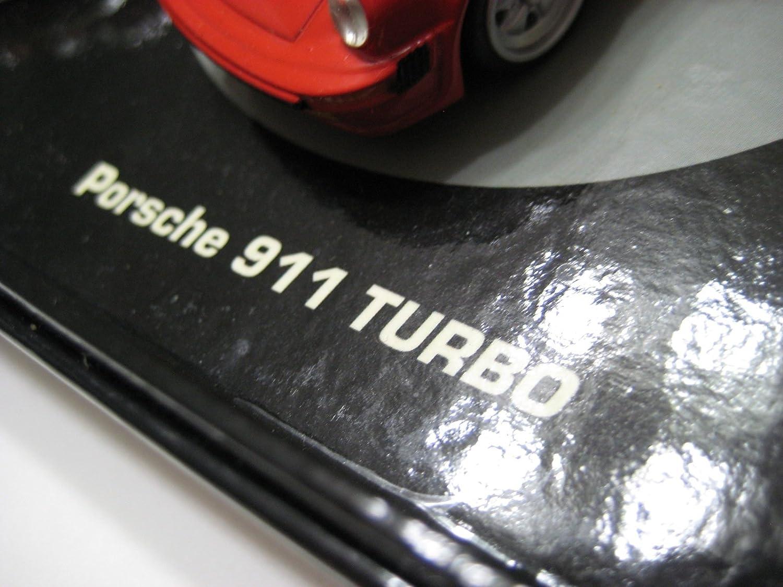 Amazon.com: Universal Hobbies Duo Cars (China Red Porsche 356A & 911 Turbo Diecast 1:43 Nib: Toys & Games