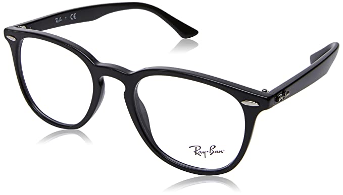 0d25cc4c4d Ray-Ban Unisex Adults  0RX 7159 2000 50 Optical Frames