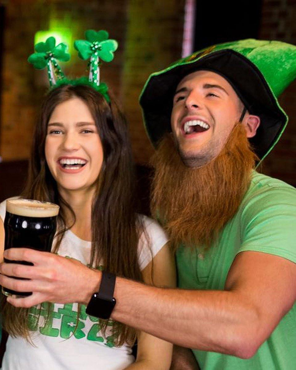 Pekatees Peace Irish Love Shirt For Men Lucky Irish Shirts Irish Pride Gifts