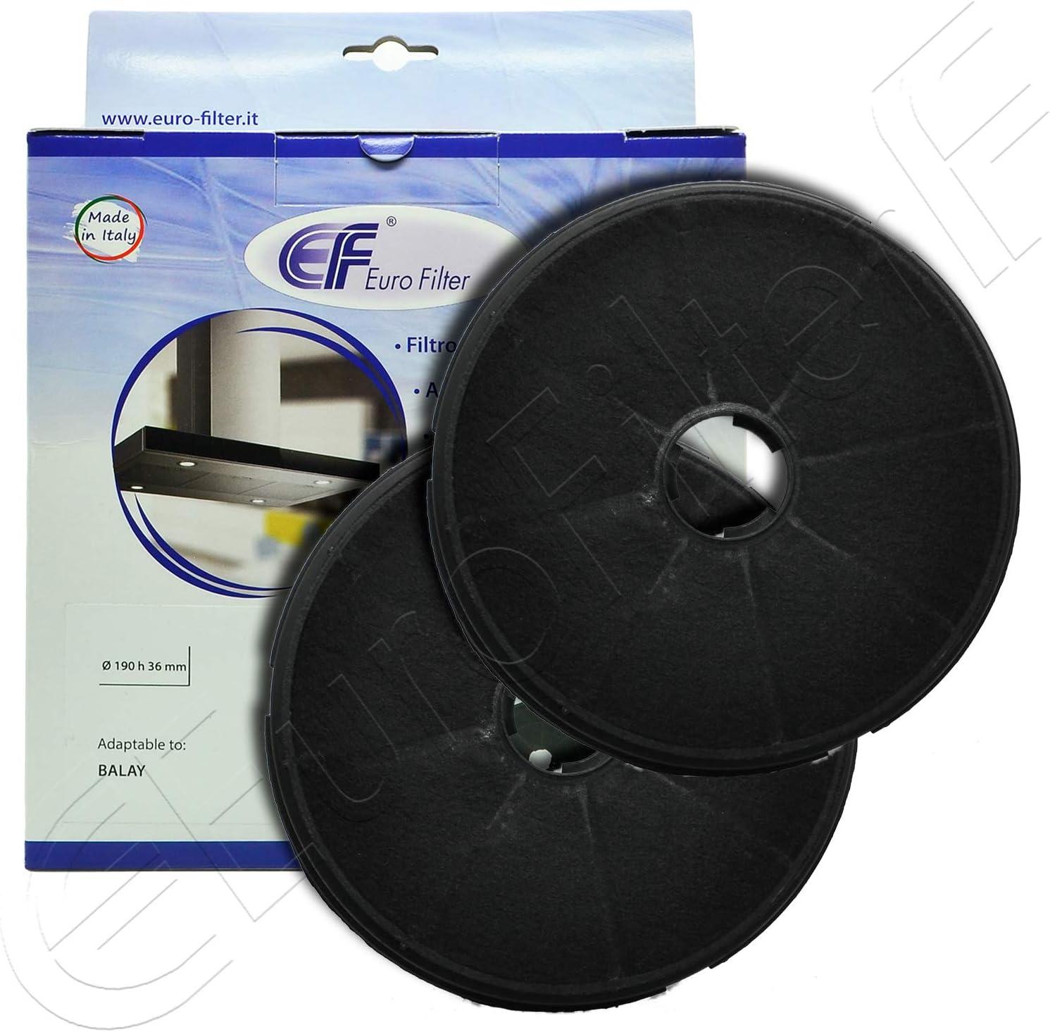 Estrattore di carbonio Vent Filtro per sia Cappa SIA2 AGE71BL AGE91BL AGL61BL