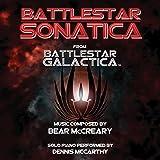 "Battlestar Sonatica for Solo Piano - From ""Battlestar Galactica"""
