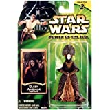 Star Wars Power of the Jedi Action Figure - Queen Amidala - Royal Decoy