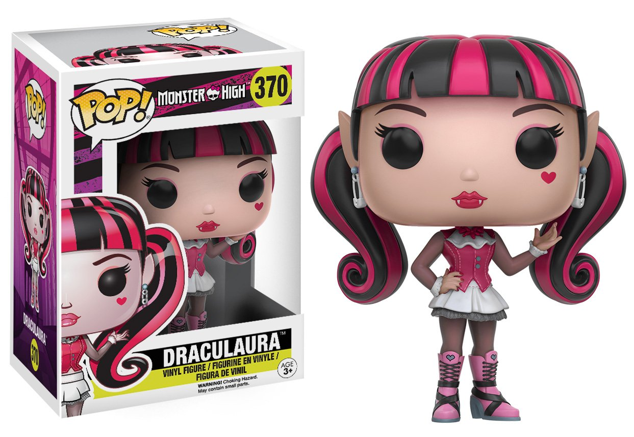 Uncategorized Monster High Draculaura amazon com funko monster high draculaura pop movies figure toys games