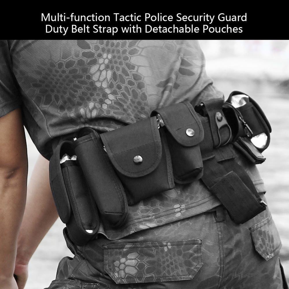 Cinturón Molle Cinturón Táctico Ajustable