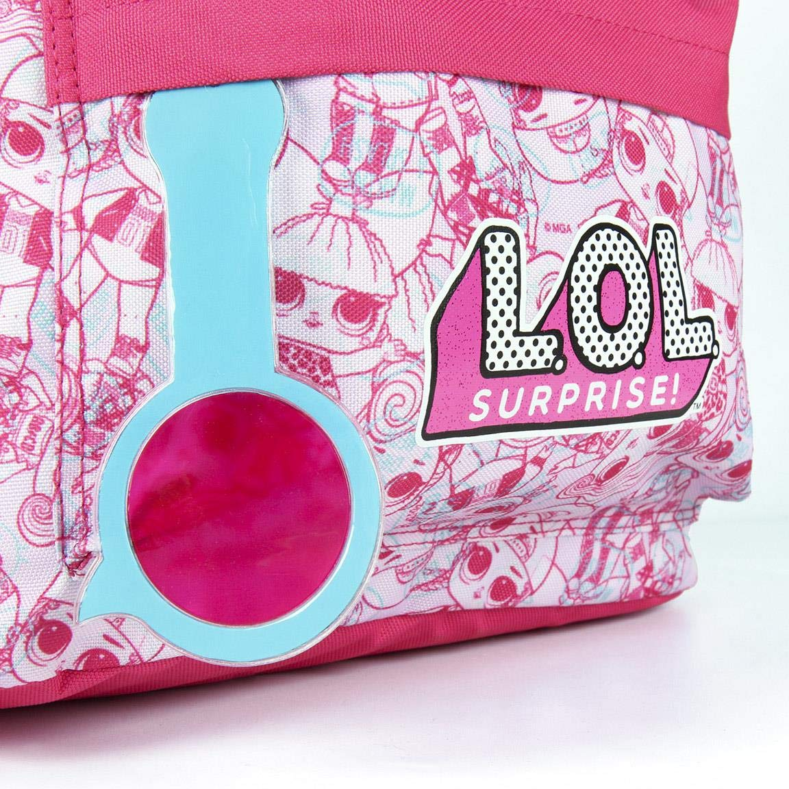 Mochila LOL Surprise - Primaria 41 cm: Amazon.es: Equipaje