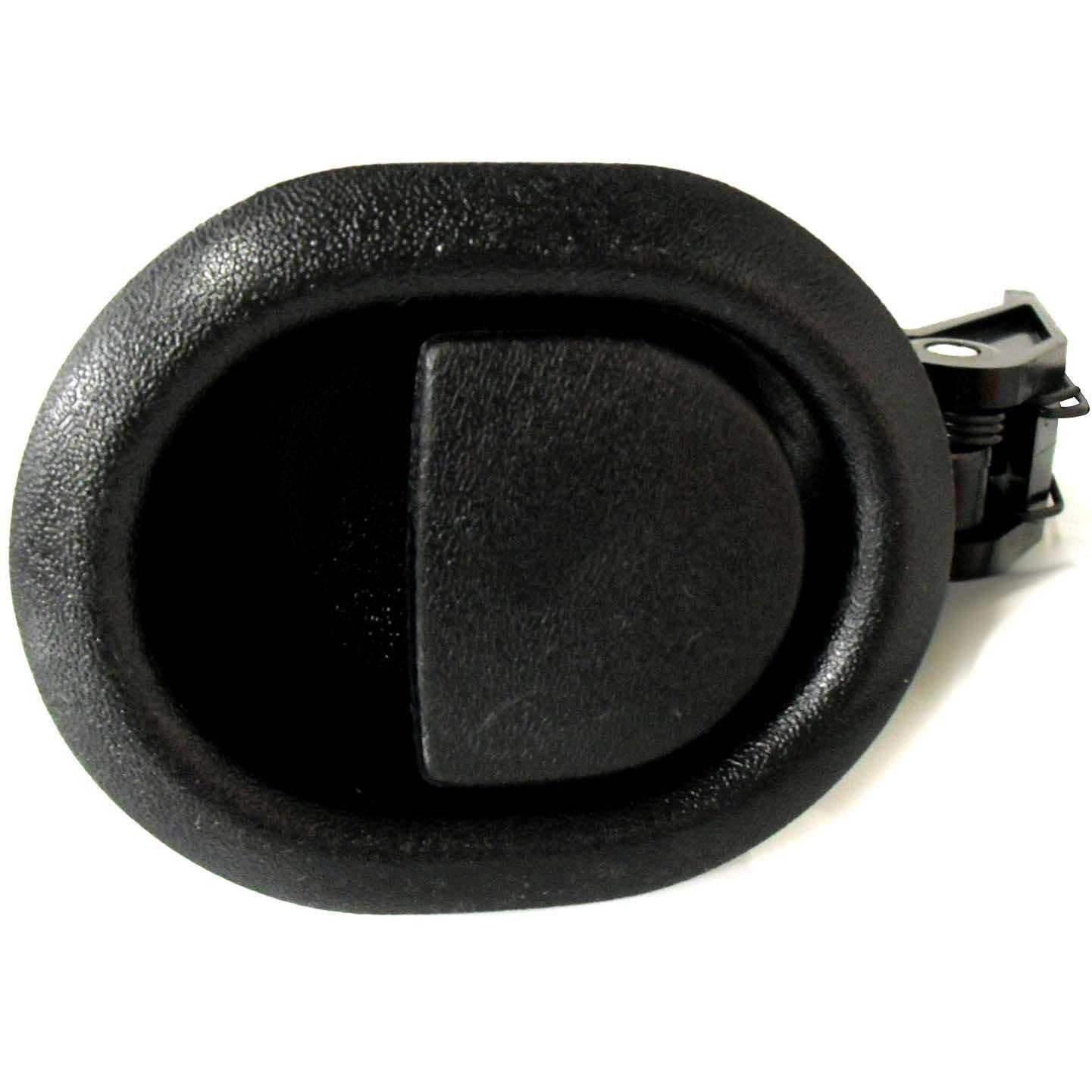 Eric /& Leon Pi/èces de remplacement en plastique noir pour petite poign/ée ovale d/'inclinaison de fauteuil inclinable Emball/ée dans un sac personnalis/é Style ann/ées 1920