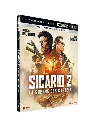 Amazon.com: Sicario : La guerre des Cartels [4K Ultra HD + ...