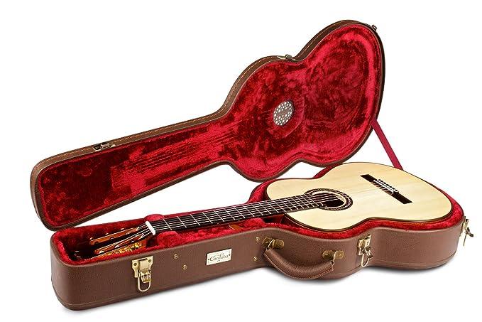 Cordoba GK Pro Negra [Gipsy Kings firma modelo] acústica eléctrica (cuerdas de nailon guitarra flamenco: Amazon.es: Instrumentos musicales
