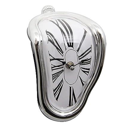 Tradico® TradicoMelting Clock Art Wall Clock