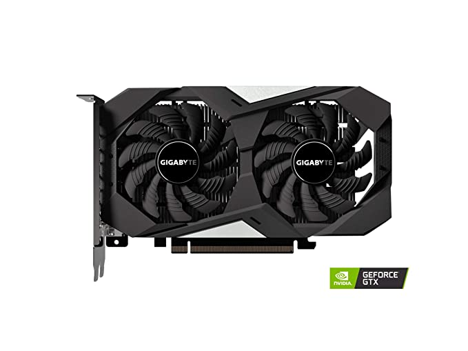 GIGABYTE GeForce GTX 1650 OC 4G Graphics Card, 2X Windforce Fans, 4GB 128-Bit GDDR5, Gv-N1650OC-4GD Video Card