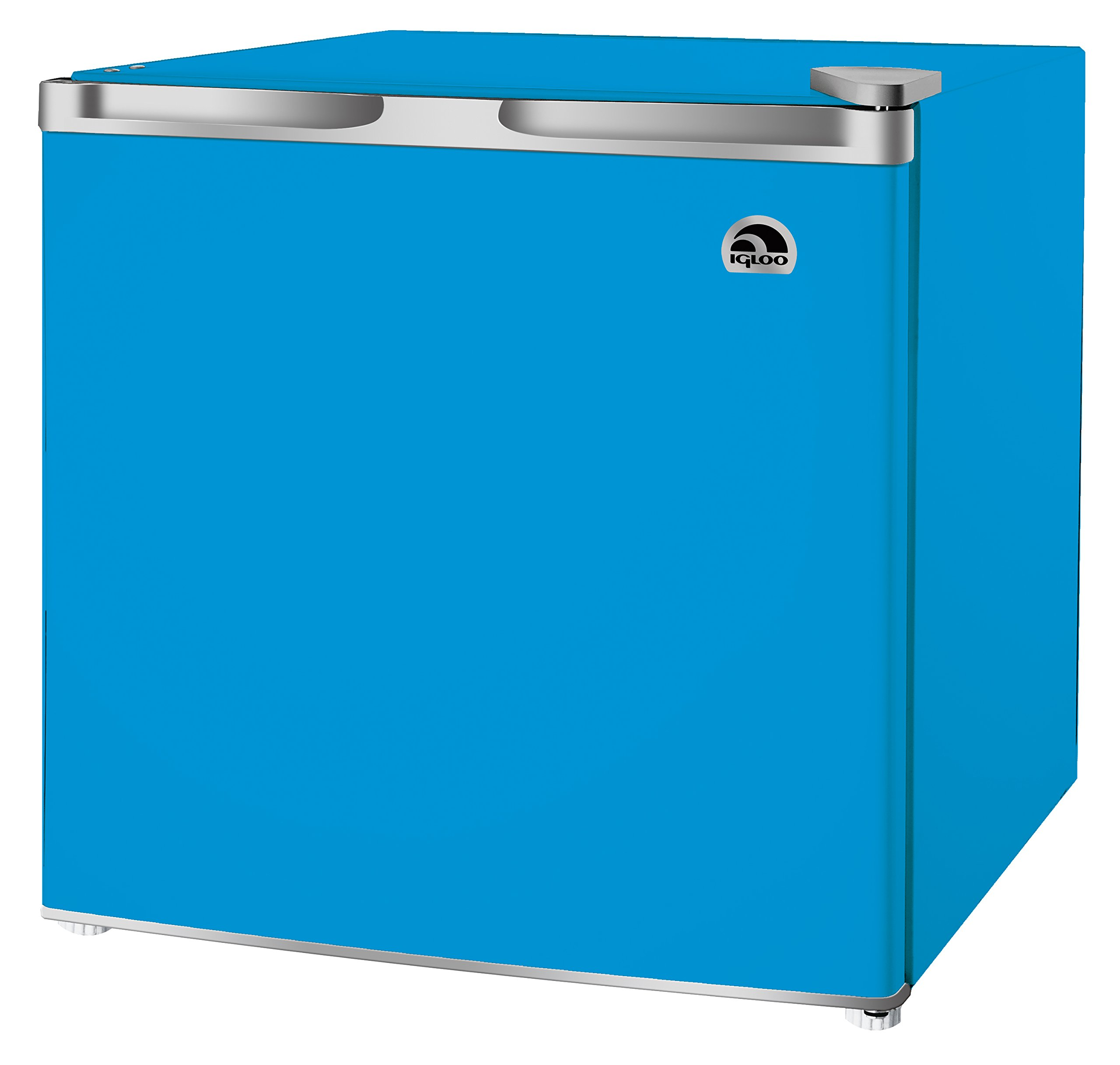 1.6-1.7 Cubic Foot Fridge, Blue by RCA