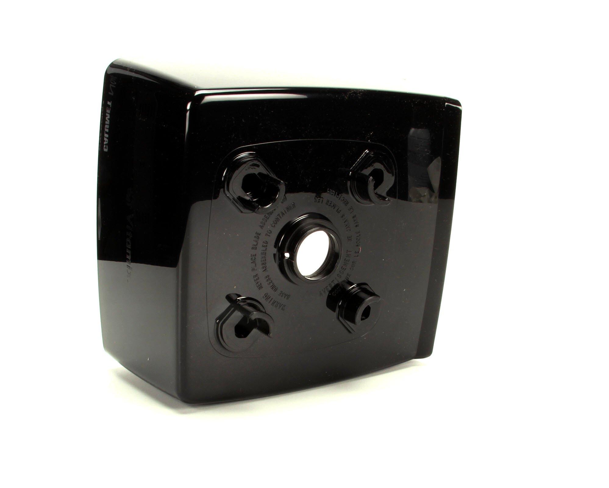 Vita-Mix 15728 Upper Base Shell, Black