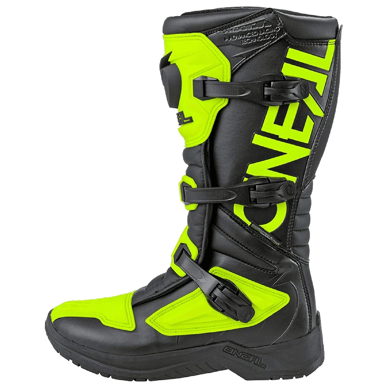 ONeal Unisex Motocross Stiefel RSX Boot 47 0334-1 Neon Gelb